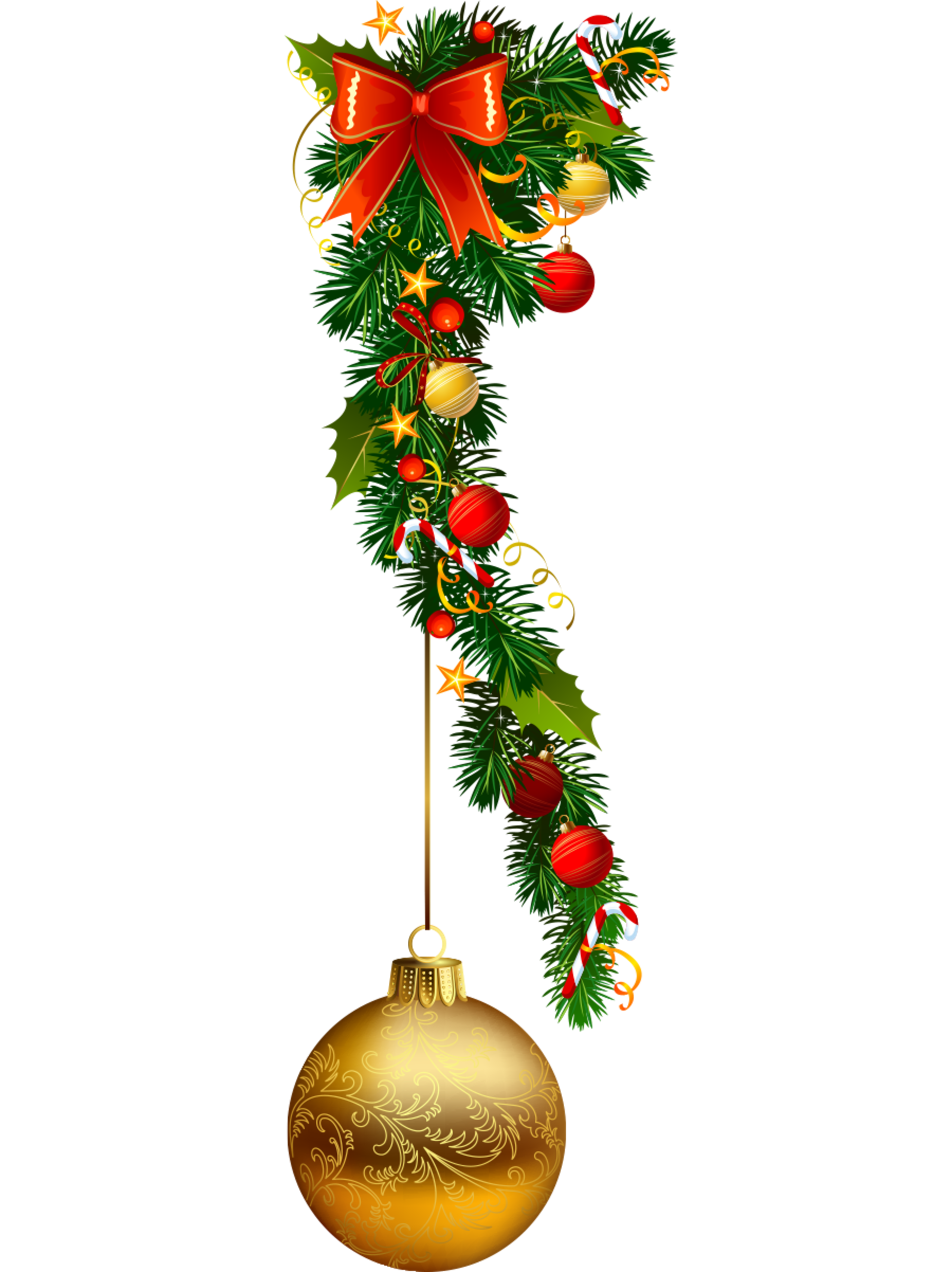 christmas-decoration-leaves left 1800