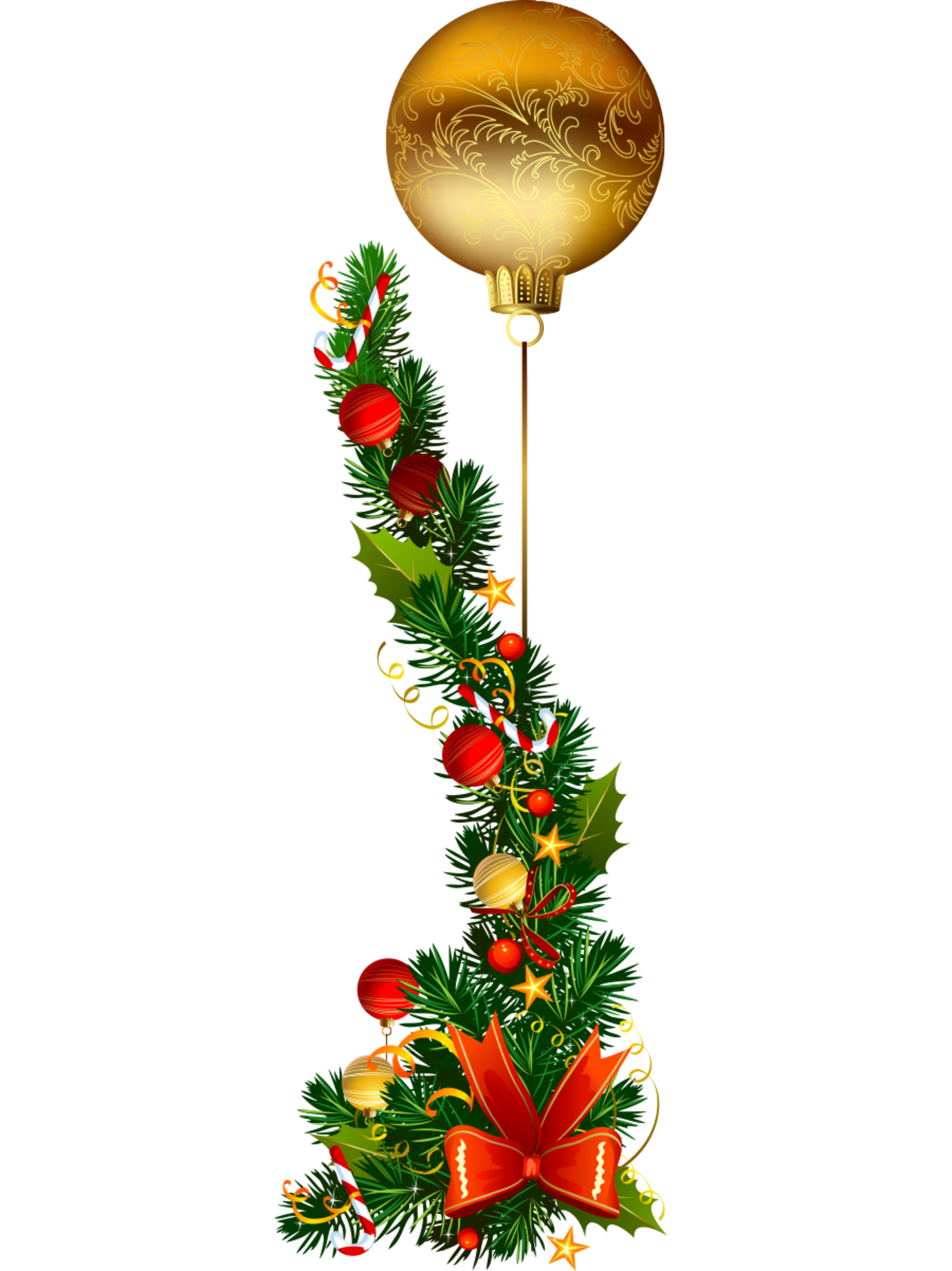 christmas-decoration-leaves right 1800flip